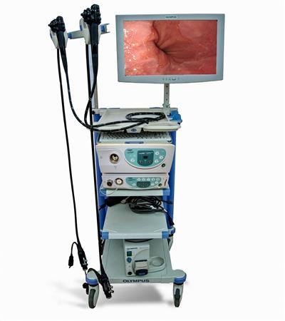 Fujinon EPX-4400HD Complete Endoscopy System